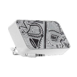 Super Silver Speaker