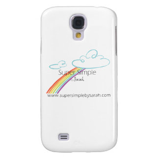 Super Simple by Sarah Galaxy S4 Case