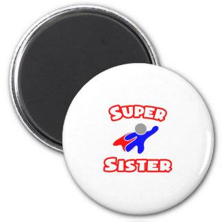 Super Sister Refrigerator Magnets