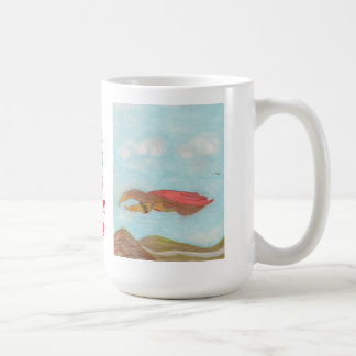 Super Sloth saves the day again! Coffee Mugs