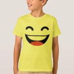 Super Smile emoji Tee Shirt