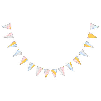 Super Soul Party hearts Bunting