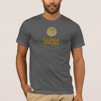 Super Speeder, State of Georgia Certified T-Shirt