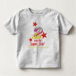 Super Star 2nd Birthday Shirt for Boys