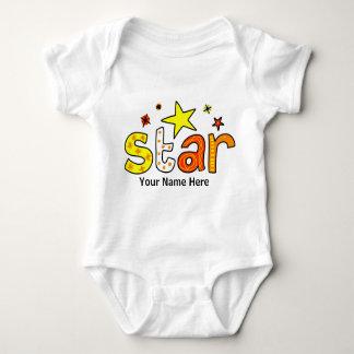 Super Star Baby Shirt