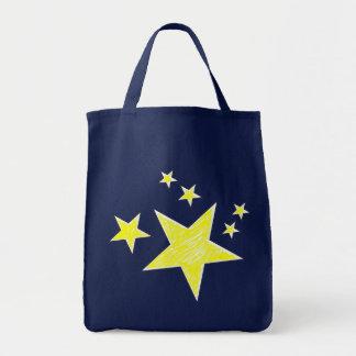 Super-Star Tote Bags