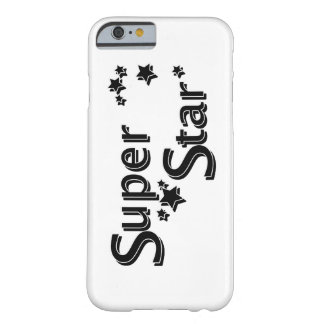 Super Star Barely There iPhone 6 Case