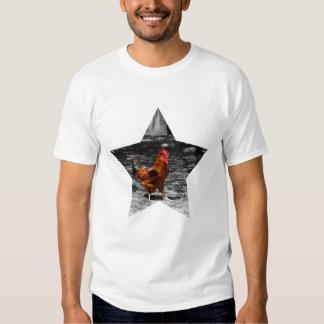 Super Star Chicken Tshirt