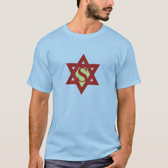Super Star of David Shirt