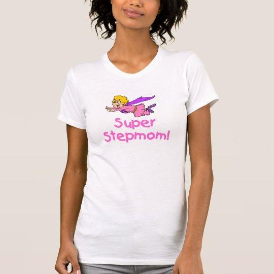 Super Stepmom (Flying) T-Shirt