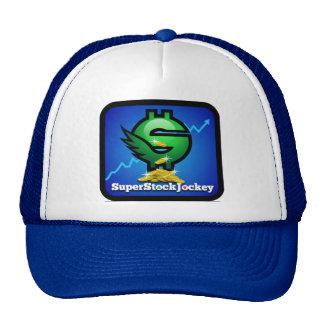Super Stock Jockey mesh back trucker cap