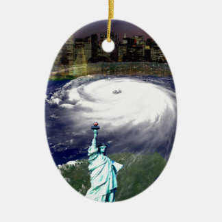 Super Storm Sandy 2012,Eye of the storm_ Christmas Ornament