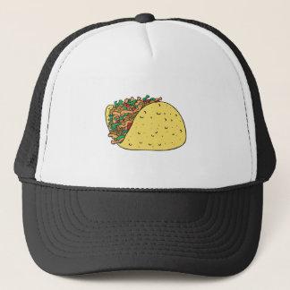 super stuffed taco trucker hat