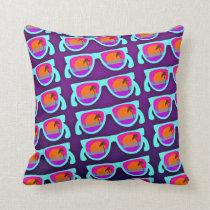 Super Sunset Shades Pattern Cushion