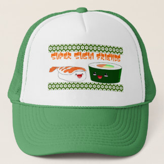 Super Sushi Friends Hat