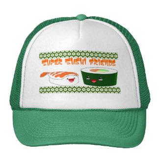Super Sushi Friends Hat