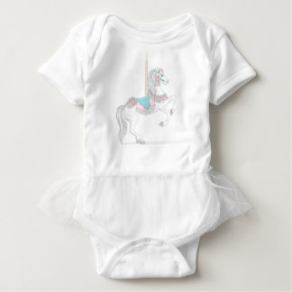 Super Sweet Carousel Tee Shirt Tutu