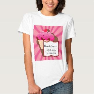 Super Sweet Cupcake Bakery Shirts
