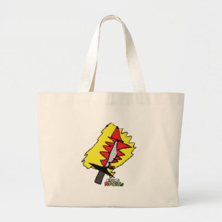 Super Sword Jumbo Tote Bag