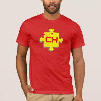 Super t-shirt Red Autista Hero