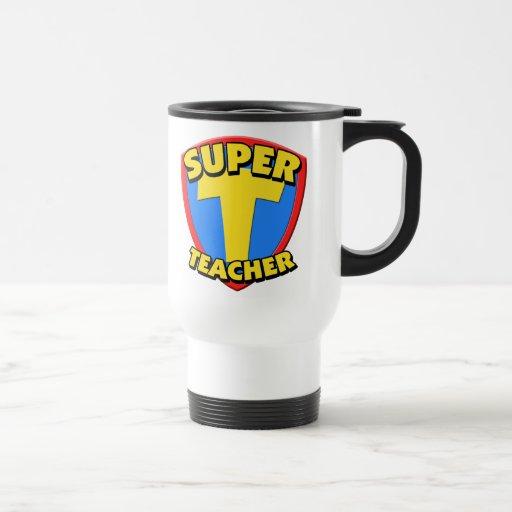 Super Teacher Travel Mug