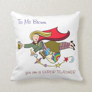 Super Teachers Cushion