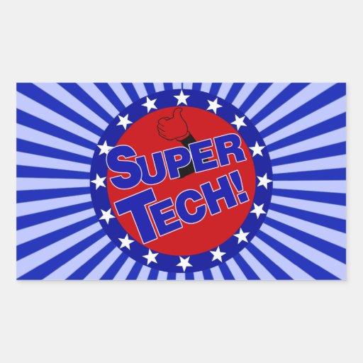 SUPER TECH BUTTON PATRIOTIC .png Sticker