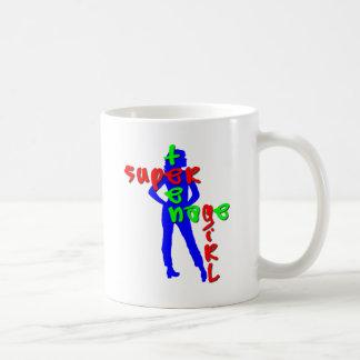 Super Teenage Girl Coffee Mugs