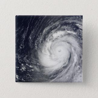 Super Typhoon Choi-wan 15 Cm Square Badge