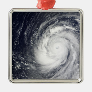 Super Typhoon Choi-wan Christmas Ornament