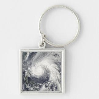 Super Typhoon Megi Keychain