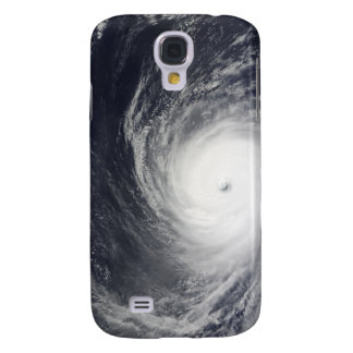 Super Typhoon Melor hovers over the Pacific Oce Galaxy S4 Case