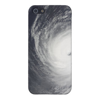 Super Typhoon Melor hovers over the Pacific Oce iPhone 5/5S Covers