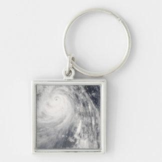 Super Typhoon Wipha Keychain