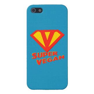 Super Vegan Glossy iPhone 5 Case