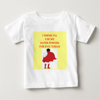 super villain t shirts