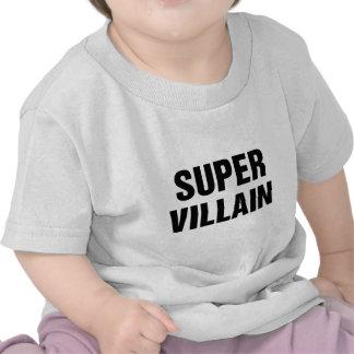 Super Villain T-shirts