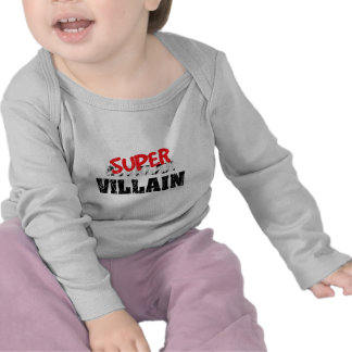 Super Villain T Shirt