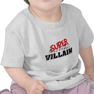 Super Villain... T-shirts