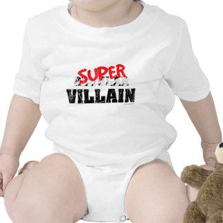 Super Villain... T Shirts