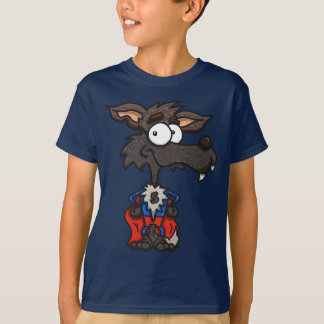 Super Wolf Kids T-Shirt
