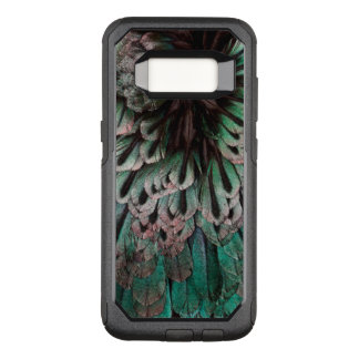 Superb Bird Of Paradise Feather Abstract OtterBox Commuter Samsung Galaxy S8 Case