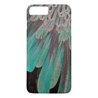 Superb Bird of Paradise feathers iPhone 8 Plus/7 Plus Case