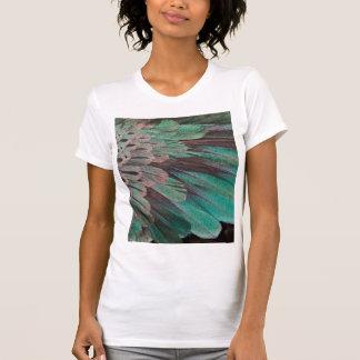 Superb Bird of Paradise feathers T-Shirt