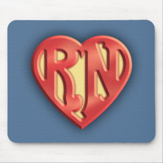 Superb RN IV Mouse Pad