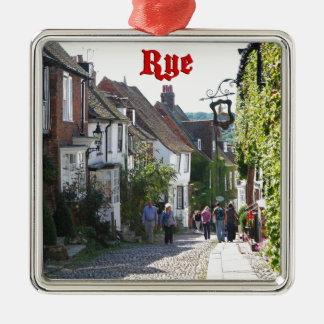 Superb! Rye England Christmas Ornament