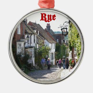 Superb! Rye England Christmas Ornament