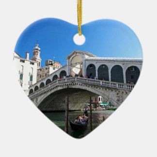 Superb! Ultimate Venice, Rialto, Grand Canal Christmas Ornament