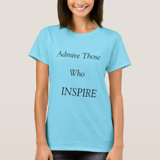 Superb Woman Inspire T-shirt