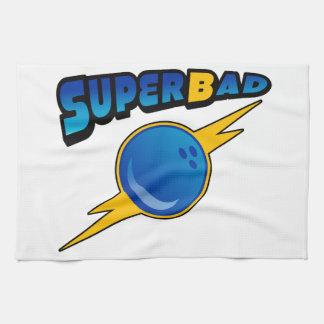 Superbad bowling team towel